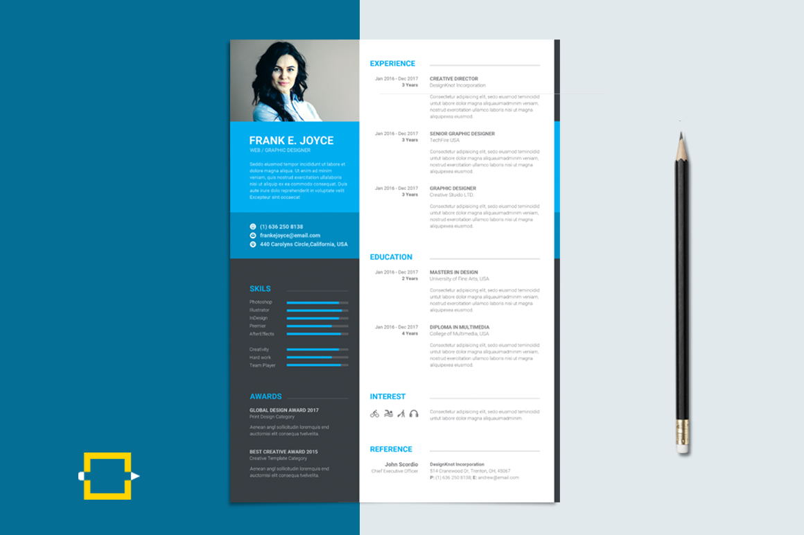 The Unconventional Guide to Resume Template Design